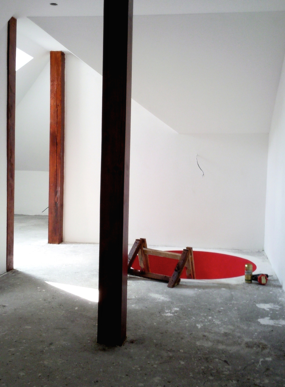 Vstup na poschodie